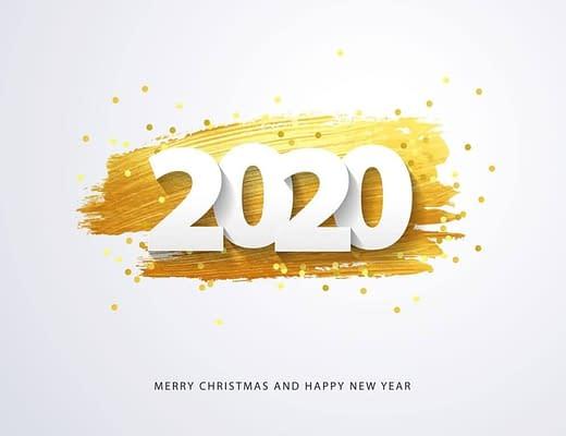 Chegou 2020! 2