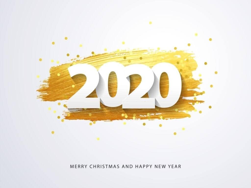Chegou 2020! 1