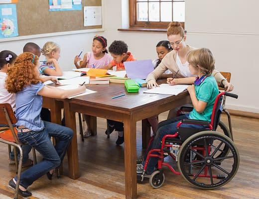 Inclusão de Deficientes em Escolas Regulares: Quais os desafios, os direitos, as leis, as mudanças 4